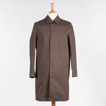 Imperméable : Taupe