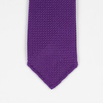 Grenadine Tie : Purple