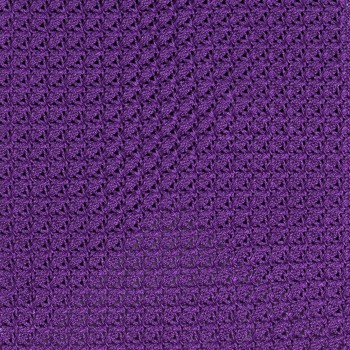 Cravate Grenadine de Soie : Violet