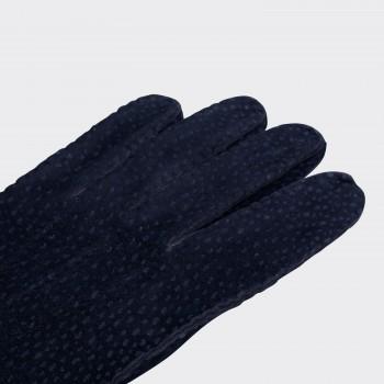 Gants Carpincho Bleu Nuit