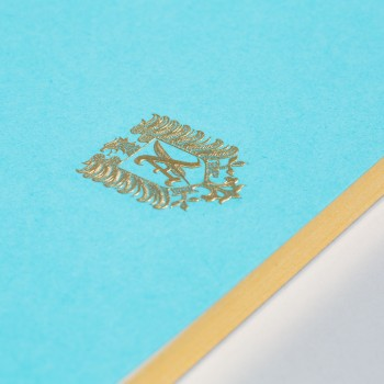 Note Pad  : Turquoise
