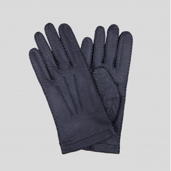 Peccary Gloves : Black