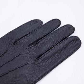 Gants Pecari: Noir
