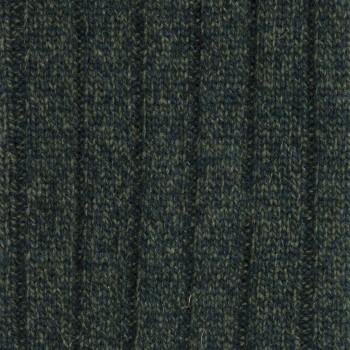 Chaussettes Courtes Burghley : Vert