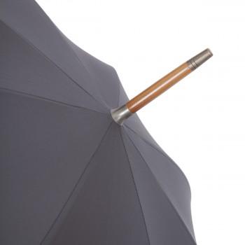 Parapluie Bambou : Gris