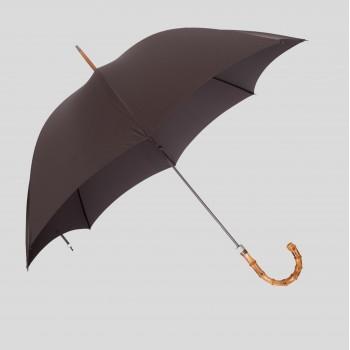 Parapluie Bambou : Marron