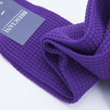 Chaussettes Mi-Bas Fil D'ecosse Grenadine : Violet