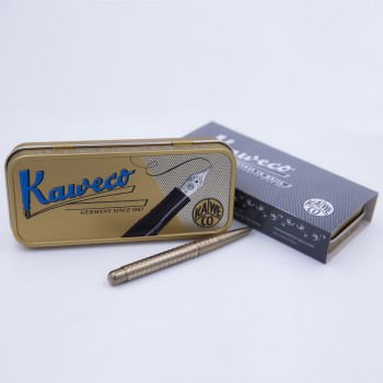 Kaweco - Liliput Ball Pen Brass Wave