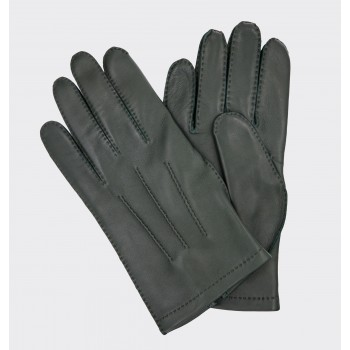 Lambskin Gloves : British Green