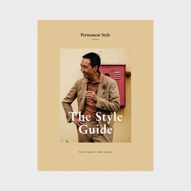 "Permanent Style Présente : ""The Style Guide"""