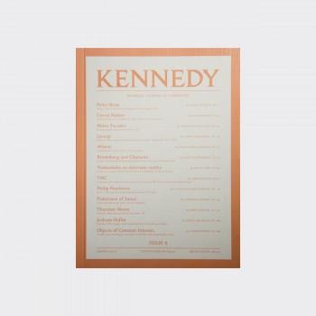 Kennedy : Issue 6