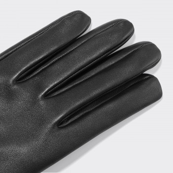 Gants « Le Casse Du Siècle » : Noir
