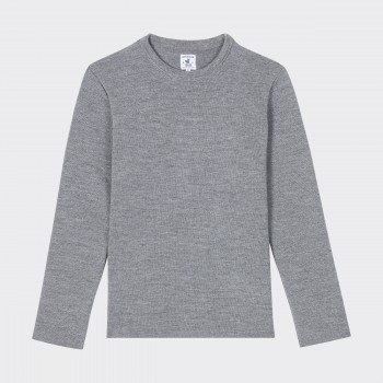 Pull Maille Milano  : Gris