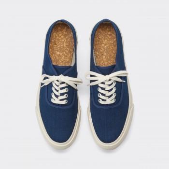 """Chaussures de Sport """"Oxford"""" : Marine"""
