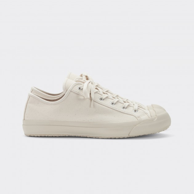 """Chaussure de Sport """"Court"""" : Ecru"""