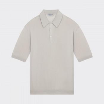 Polo Manches Courtes Coton : Sable