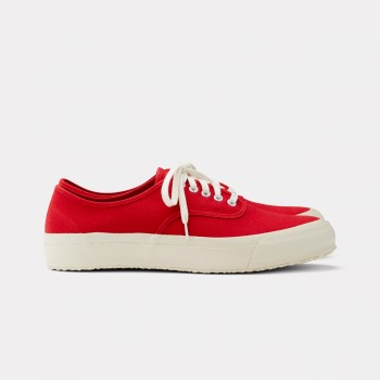 Oxford Shoe : Red