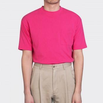 T-shirt Jersey Coton : Rose