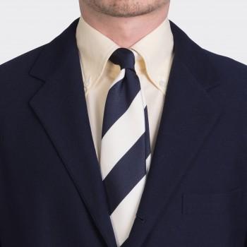 Veste Sport Coton Mélange : Marine