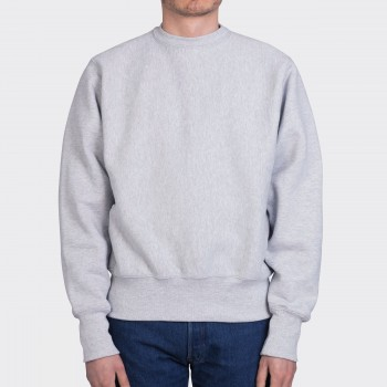 Crewneck Sweatshirt : Heather Grey