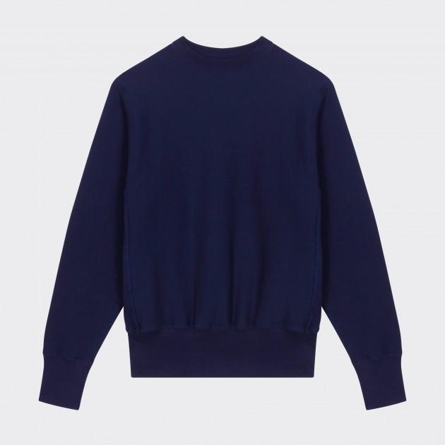 CrewneckSweatshirt: Navy