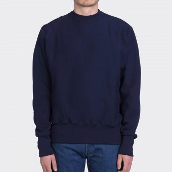 Sweatshirt Col Rond : Marine