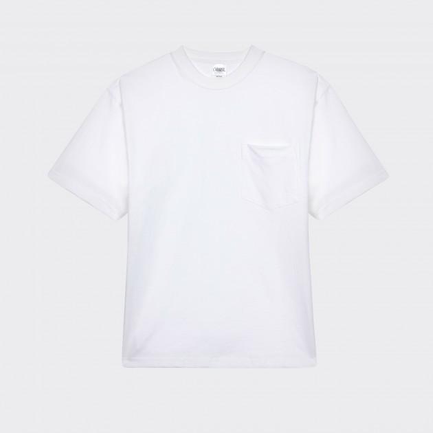 0203a39bf53 Camber USA   Pocket T-shirt   White