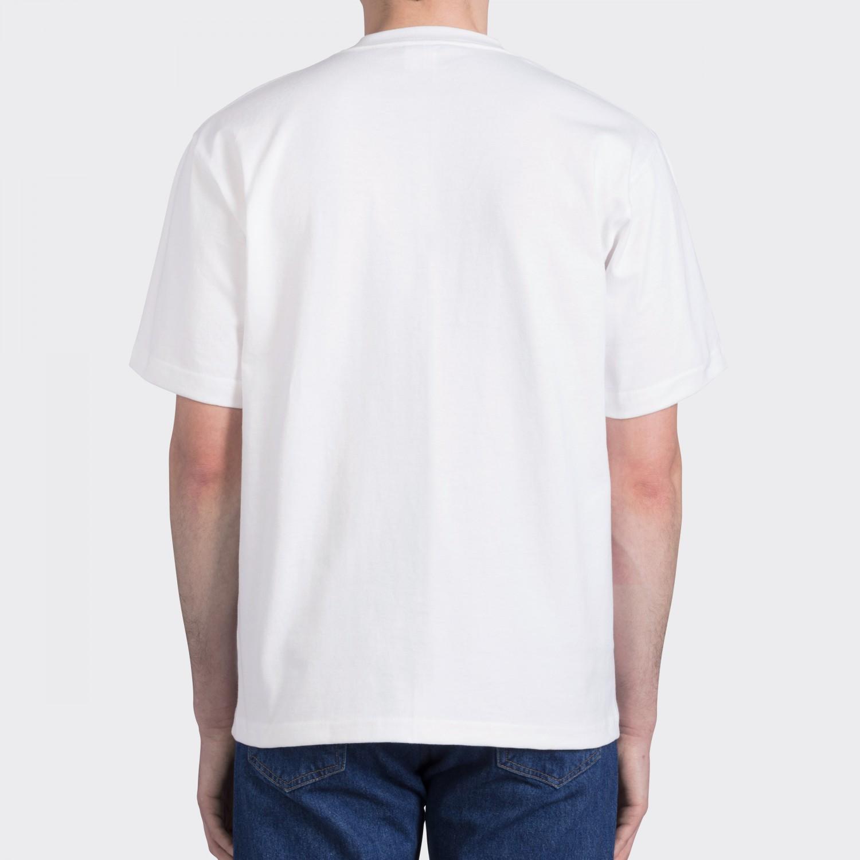 e3b475441d9 ... Pocket T-shirt   White. Camber USA