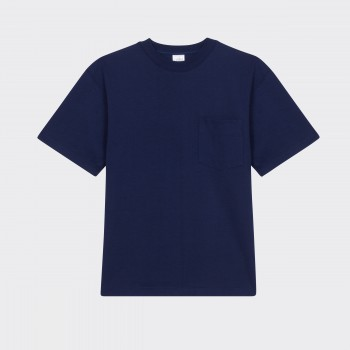 Pocket T-shirt : Navy