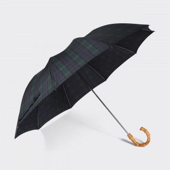 Parapluie Télescopique Bambou : Blackwatch