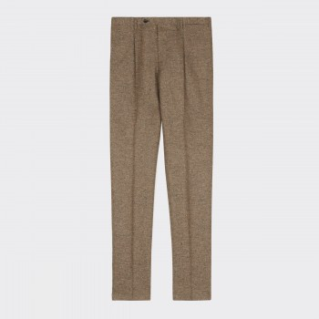 Pantalon à Pinces Donegal : Beige