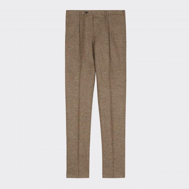 Pantalon à Pinces Donegal : Beige