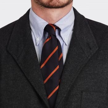 Teba Jacket Jersey Flanelle : Gris foncé