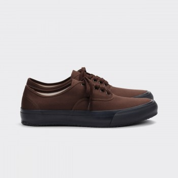 "Chaussures de Sport ""Oxford"" : Marron"