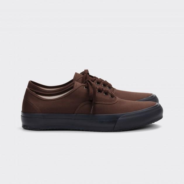 """Chaussures de Sport """"Oxford"""" : Marron"""