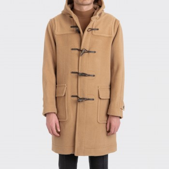 Duffle Coat: Camel
