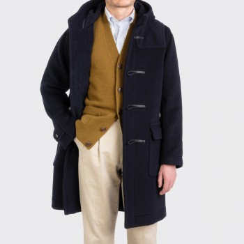 Duffle Coat : Navy