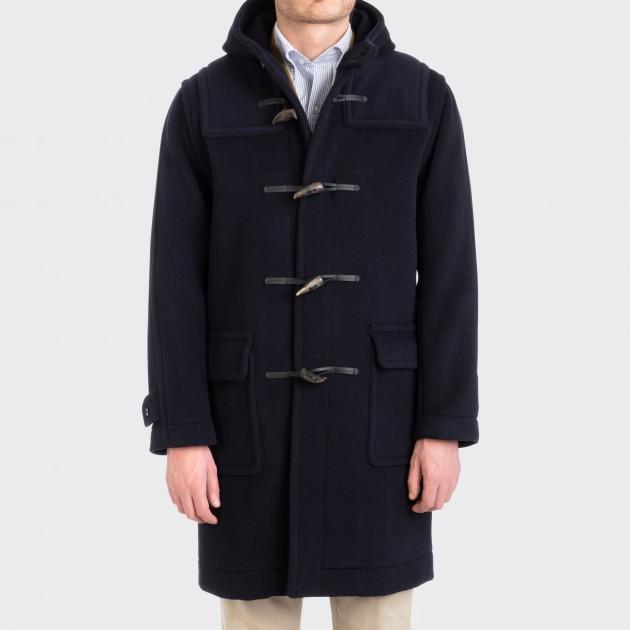 Duffle Coat: Navy