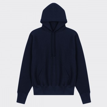 Hooded Sweatshirt : Navy