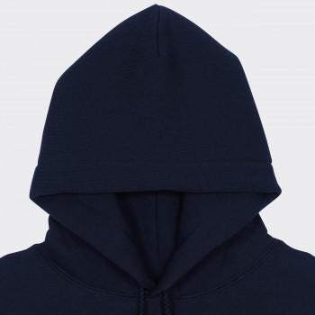 Sweatshirt Capuche : Marine Yale