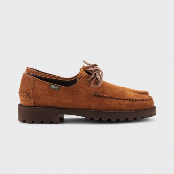 "Arpenteur x Paraboot ""Domingue"" Camp Shoes : Tobacco"