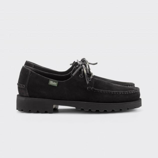 """Arpenteur x Paraboot """"Domingue"""" Camp Shoes : Black"""