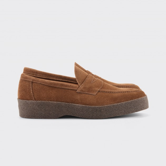 Penny Loafer : Tobacco