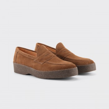Penny Loafer : Tabac