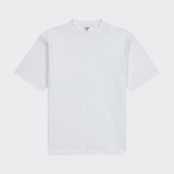 T-shirt Fin: Blanc