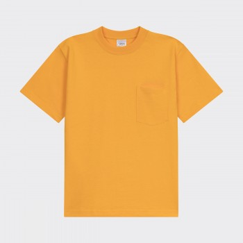 Pocket T-shirt : Yellow