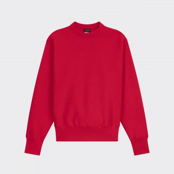 Crewneck Sweatshirt : Red