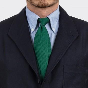 Teba Jacket Flanelle : Marine