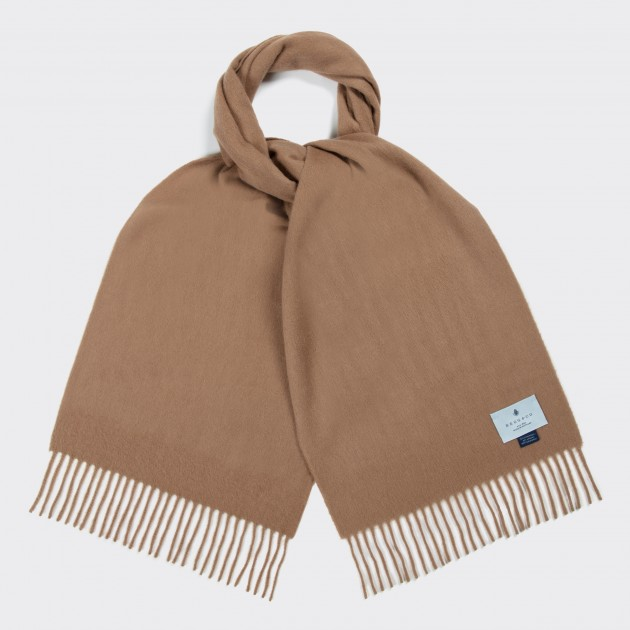 Lambswool and AngoraScarf : Bamboo