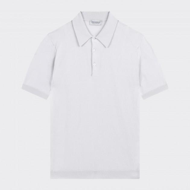 Polo Manches Courtes Coton : Os